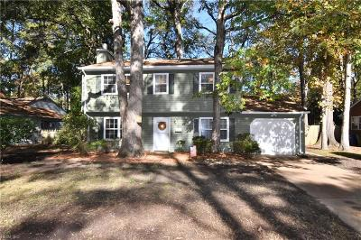 Newport News Single Family Home New Listing: 181 Alpine St