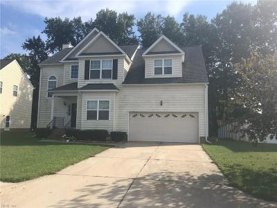 Hampton Single Family Home New Listing: 4 Stephanies Rd