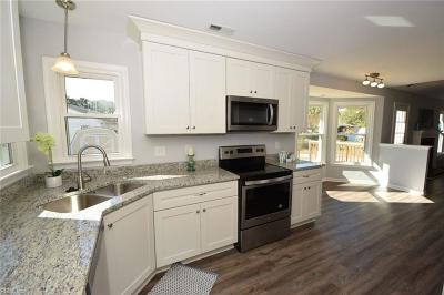 Portsmouth Single Family Home New Listing: 4 Crabtree Ct