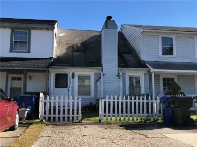 Virginia Beach Single Family Home New Listing: 3222 Creekside Dr