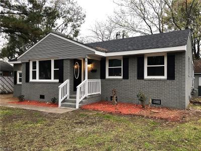 Hampton Single Family Home New Listing: 5 Fox Grove Dr