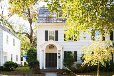 Newport News Single Family Home New Listing: 213 Palen Ave
