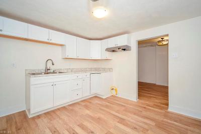 Portsmouth Single Family Home New Listing: 2412 Roanoke Ave