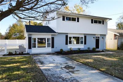 Hampton Single Family Home New Listing: 101 Pennwood Dr
