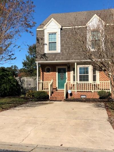 Chesapeake VA Single Family Home New Listing: $215,000