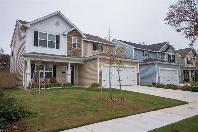 Norfolk Single Family Home New Listing: 1913 Parkview Ave