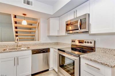 Virginia Beach VA Single Family Home New Listing: $256,000