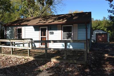 Hampton Single Family Home New Listing: 5008 81st St