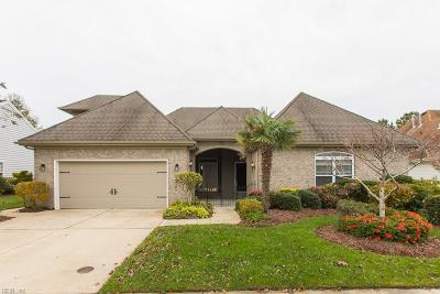 Virginia Beach VA Single Family Home New Listing: $459,000