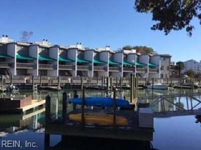 Virginia Beach Single Family Home New Listing: 600 Terrace Ave