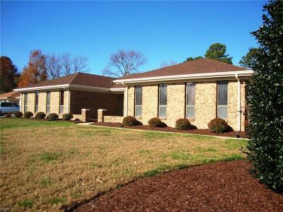 Virginia Beach VA Single Family Home New Listing: $435,000