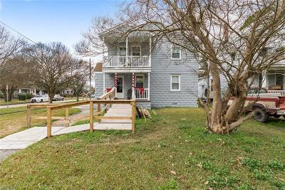 Chesapeake Multi Family Home For Sale: 1145 Decatur St