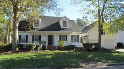Chesapeake VA Single Family Home New Listing: $399,900
