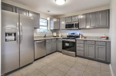 Norfolk Single Family Home New Listing: 2152 Helsley Ave