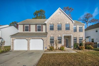 Newport News Single Family Home For Sale: 851 Holbrook Dr