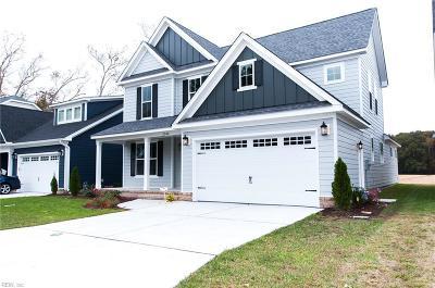 Virginia Beach Single Family Home New Listing: 2308 Rod Pocceschi Way