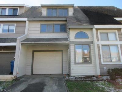 Virginia Beach Single Family Home New Listing: 3826 Chimney Creek Dr