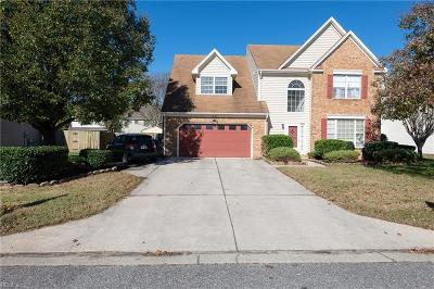 Chesapeake VA Single Family Home New Listing: $364,900