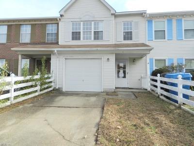 Virginia Beach Single Family Home New Listing: 1306 Rica Ct
