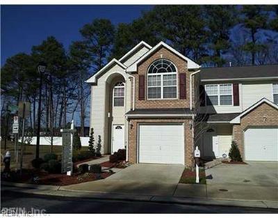 Newport News Single Family Home New Listing: 415 Revolution Ln