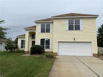 Virginia Beach Single Family Home New Listing: 2356 Wallington Way