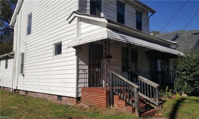 Norfolk Single Family Home New Listing