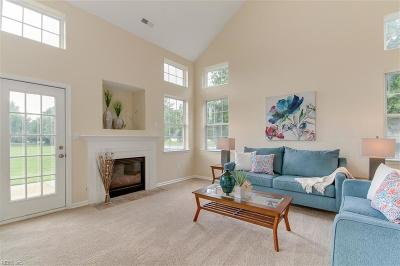 Suffolk Single Family Home New Listing: 1039 Legends Way