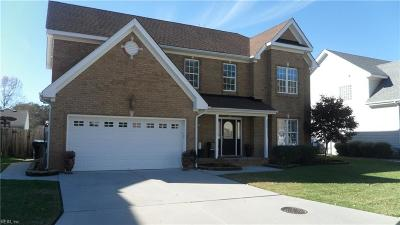 Virginia Beach VA Single Family Home New Listing: $379,900