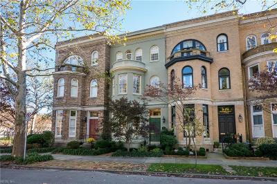 Norfolk VA Single Family Home New Listing: $579,900