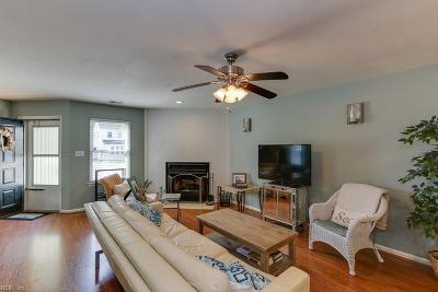 Virginia Beach VA Single Family Home New Listing: $295,000