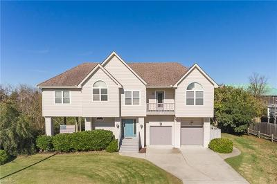 Sandbridge Beach Single Family Home For Sale: 312 Bluefish Ln