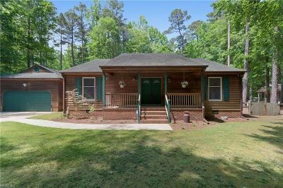Suffolk Single Family Home New Listing: 1579 Cherry Grove Rd N