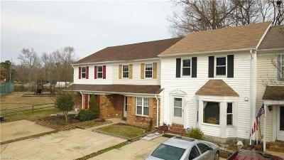 Virginia Beach Single Family Home New Listing: 4710 Greenlaw Dr