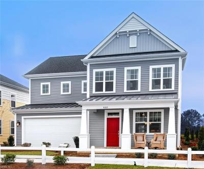 Virginia Beach VA Single Family Home Under Contract: $399,900