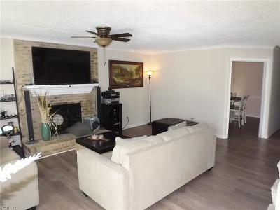 Virginia Beach VA Single Family Home New Listing: $256,900