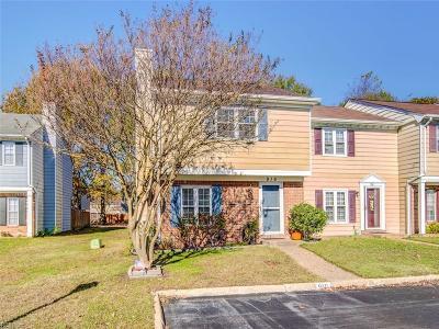Chesapeake Single Family Home New Listing: 916 Brigantine Ct