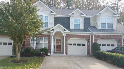 Virginia Beach Single Family Home New Listing: 4513 Carriage Dr
