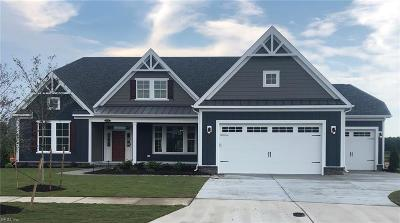 Single Family Home Under Contract: Lt 125 Last Harvest Cres