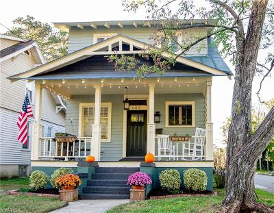 Suffolk Single Family Home New Listing: 125 Brewer Ave