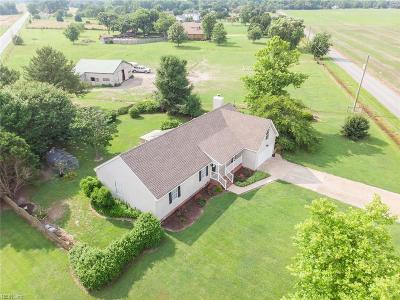 Chesapeake Single Family Home New Listing: 1725 Peoples Rd