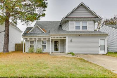Virginia Beach Single Family Home New Listing: 5352 Lynbrook Lndg