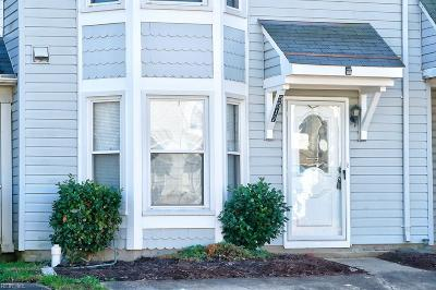 Virginia Beach Single Family Home New Listing: 5517 Finespun Last