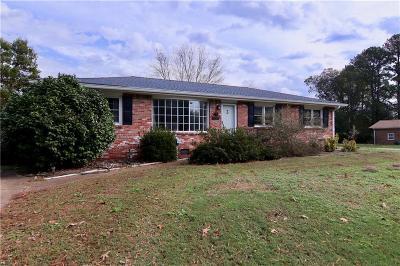 Virginia Beach VA Single Family Home New Listing: $397,500