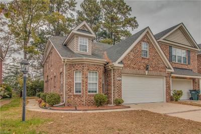 Suffolk Single Family Home New Listing: 2106 Soundings Crescent Ct