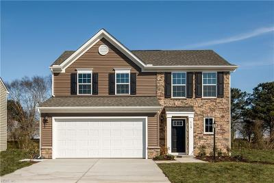 Newport News Single Family Home Under Contract: 553 Oliver Way