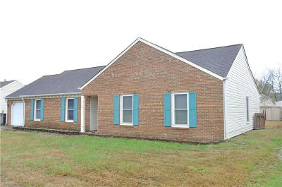 Single Family Home For Sale: 1281 Bells Mill Rd