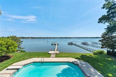 Virginia Beach Single Family Home For Sale: 2305 Haversham Cls