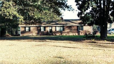 Chesapeake Single Family Home For Sale: 553 George Washington S Hwy
