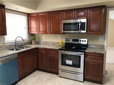 Virginia Beach VA Single Family Home New Listing: $249,500