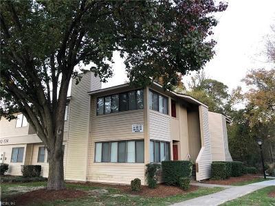 Virginia Beach VA Single Family Home New Listing: $95,000